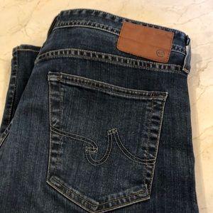 AG Men's Protege Medium Blue Jeans